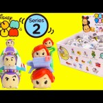 Disney Tsum Tsum Mystery Stack Pack Blind Bags Series 2 Full Case