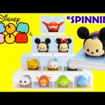 Disney Tsum Tsum Spinning Car Collection