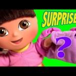 Dora's Backpack Surprise Eggs from Dora the Explorer – Mochila Dora La Exploradora Huevos Sorpresa