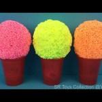 Foam Clay Surprise Eggs The Good Dinosaur Minnie Mouse My Little Pony Star Wars Disney Cars Frozen