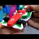 Francesco Bernoulli #4 diecast Cars2 Mattel Disney Pixar  Review