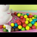 Fun Learning Colors with Peppa Pig Bath Time In Gumballs Pretend Play for Children
