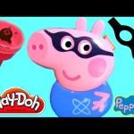 George Pig Super Hero Case – Maletín de George Pig de Súper Héroe Juguetes de Peppa Pig