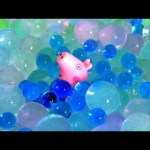 Giant Orbeez 15 Hours Slow Motion Video