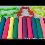 Glitter Playdough Fun and Creative for Children