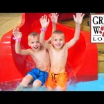 Great Wolf Lodge Indoor Waterpark Playground