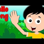 Hello Song | Kids Songs And Children Rhymes For Babies | Kids TV