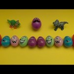 Inside Out Kinder Surprise Egg Learn-A-Word! Spelling Food! Lesson 22