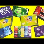 Inside Out Movie Subway Kids Meal Bags