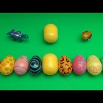 Inside Out Surprise Egg Learn-A-Word! Spelling Creepy Crawlers! Lesson 8
