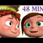 Jack and Jill And Many More | 3D Rhymes | Nursery Rhymes Collection For Babies