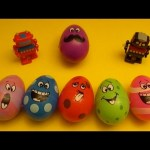 Kinder Surprise Egg Learn-A-Word! Getting Dressed! Lesson 11