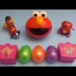 Kinder Surprise Egg Learn-A-Word! Spelling Animals! Lesson 11