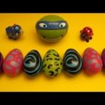 Kinder Surprise Egg Learn-A-Word! Spelling Arts and Crafts Words! Lesson 14