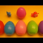 Kinder Surprise Egg Learn-A-Word! Spelling Bathroom Words! Lesson 24