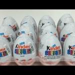 에그 킨더 서프라이즈 Kinder Surprise Eggs 에그몽 Kinder Sorpresa
