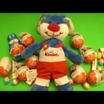 Kinder Surprise Party!  Opening HUGE Collection of Kinder Surprise Eggs!