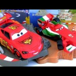 Klip Kitz Cars 2 Lightning Mcqueen Francesco Bernoulli Buildable Toys Disney Pixar Cars2