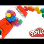 Learn Colors with Play Doh Peppa Pig Thomas MLP LPS Frozen Inside Out RainbowLearning