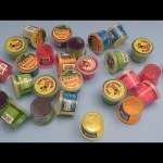 Learn Colours With Ooze and Glitter Putty! Fun Learning Contest! Part 2