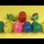 Learning Fruit Name with Surprise Eggs, Captain America Kinder Chocolate Surprise Egg, Wind Up Toys