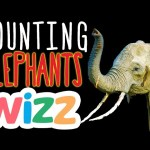 Learning Numbers – Counting Elephants