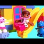 Lego Duplo Doc McStuffins Backyard Clinic 10606 Mini Clínica en el Jardín de la Doctora Juguetes
