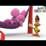 Let's Go Pocoyo – Pato the Postman [Episode 5] in HD