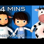 Little Boy Blue | Plus Lots More Nursery Rhymes | From LittleBabyBum!