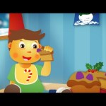 Little Jack Horner Animated – Mother Goose Club Playhouse Kids Song