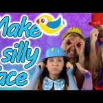 Make A Silly Face – Kids Song / Kids music video