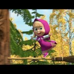 Маша и Медведь (Masha and The Bear) – Новая метла (31 серия)