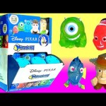 MASHEMS CRYSTAL Disney Pixar SERIES 2 FULL CASE Surprise Finding Nemo Dory, Toy Story, Monsters