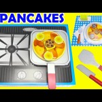 Melissa and Doug Wooden Flip and Serve Pancake Playset