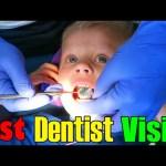 Michael's First Dentist Visit