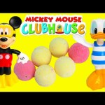 Mickey Mouse Club House Friends Bath Bombs