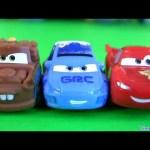 Micro-Drifters Raoul Caroule Pixar Mater with Lightning Mcquen Disney Pixar Cars2 Mattel