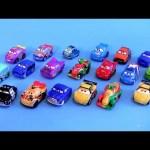 Micro Drifters Toy Surprise Bags CARS 2 Gold Francesco Bernoulli Disney Pixar toys Rip Clutchgoneski