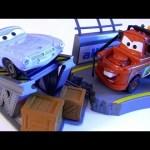 Mini Klip Kitz Mater & Finn McMissile Cars 2 Disney Pixar Build & Paint Copic Markers Auta