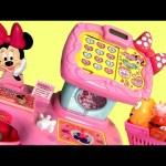 Minnie Mouse Electronic Cash Register TAKARATOMY TOMICA Disney Minnie's BowTique  米妮老鼠玩具