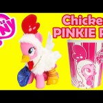 My Little Pony Chicken Pinkie Pie SDCC Exclusive