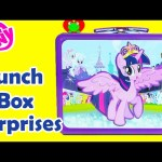 My Little Pony Lunch Box Surprises with Princess Twilight Sparkle