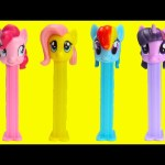 My Little Pony Pez Dispensers