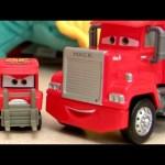 My name is NOT Chuck Disney Cars Mack Semi Truck #3 Diecast Mattel Pixar Review Mega Size