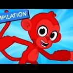 My Pet Monkey (+ Morphle compilation) My Magic Pet Morphle Episode #30