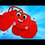 My Red Monster Truck – My Magic Pet Morphle Episode #13