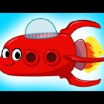 My Red Spaceship – My Magic Pet Morphle Episode #12
