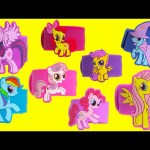 New My Little Pony Slap Bands Cutie Mark Crusaders with Cutie Marks Toy Genie