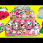 NEW Shopkins Christmas Ornaments EXCLUSIVE Season 3 Bauble Surprises