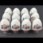 New Star Wars Kinder Chocolate Surprise Eggs Huevos Sorpresa 에그몽 에그 킨더 서프라이즈